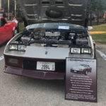 Camaro Z28 Show Board