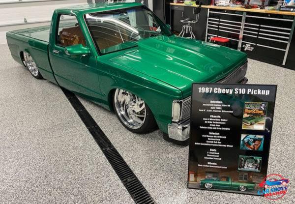 S10 Car Show Board