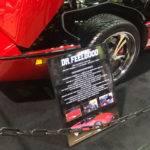 Corvette Show Board