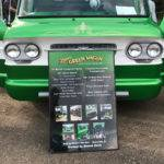 Corvair Show Board