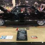 Ford Coupe Car Show Board