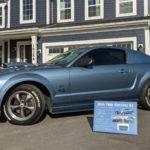 Mustang Show Board