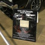 Chevelle Car Show Board
