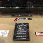 Club Coupe Car Show Board