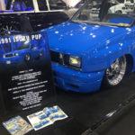 Isuzu Car Show Board