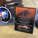 Riviera Car Show Board