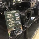 Wrangler Car Show Board